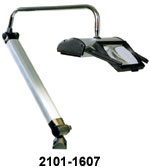 Медицинская лампа-лупа квадратная - подробнее